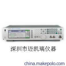 回收E4433B信号发生器