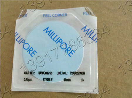 HAWG047S6美国Millipore SDI污染指数测定仪测试滤膜膜片