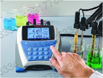 Dual Star双通道pH/ISE(氨氮、钠、氟、氯等多种离子)台式测量仪