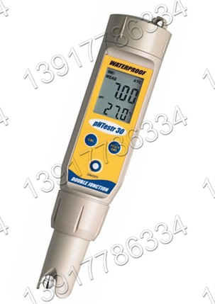 pHTestr30美国Eutech防水型袖珍大屏幕双排显示pH测试笔