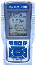 pH600美国Eutech便携式防水型pH测量计