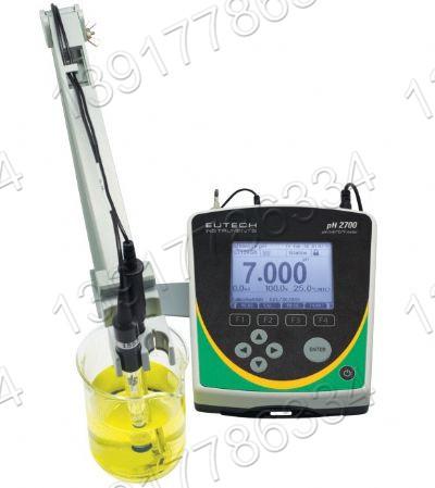 Eutech优特pH2700豪华型台式pH/ORP测量仪