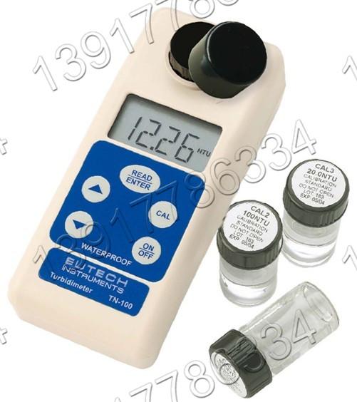 Eutech优特TN100经济型便携式防水型浊度测量仪