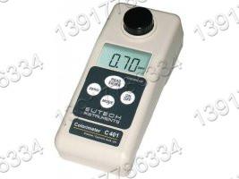 Eutech C201便携式防水型余氯总氯比色计