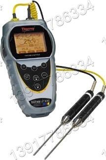 Eutech优特Temp300双通道热电偶温度计