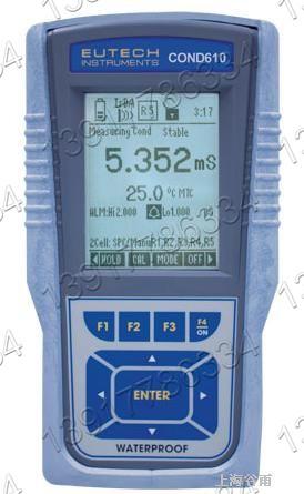 Eutech优特COND610多参数防水型测试仪