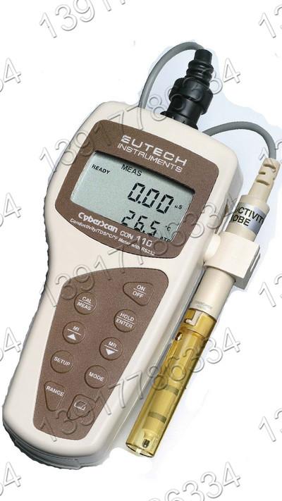Eutech CON110便携式防水型电导率/TDS测量仪