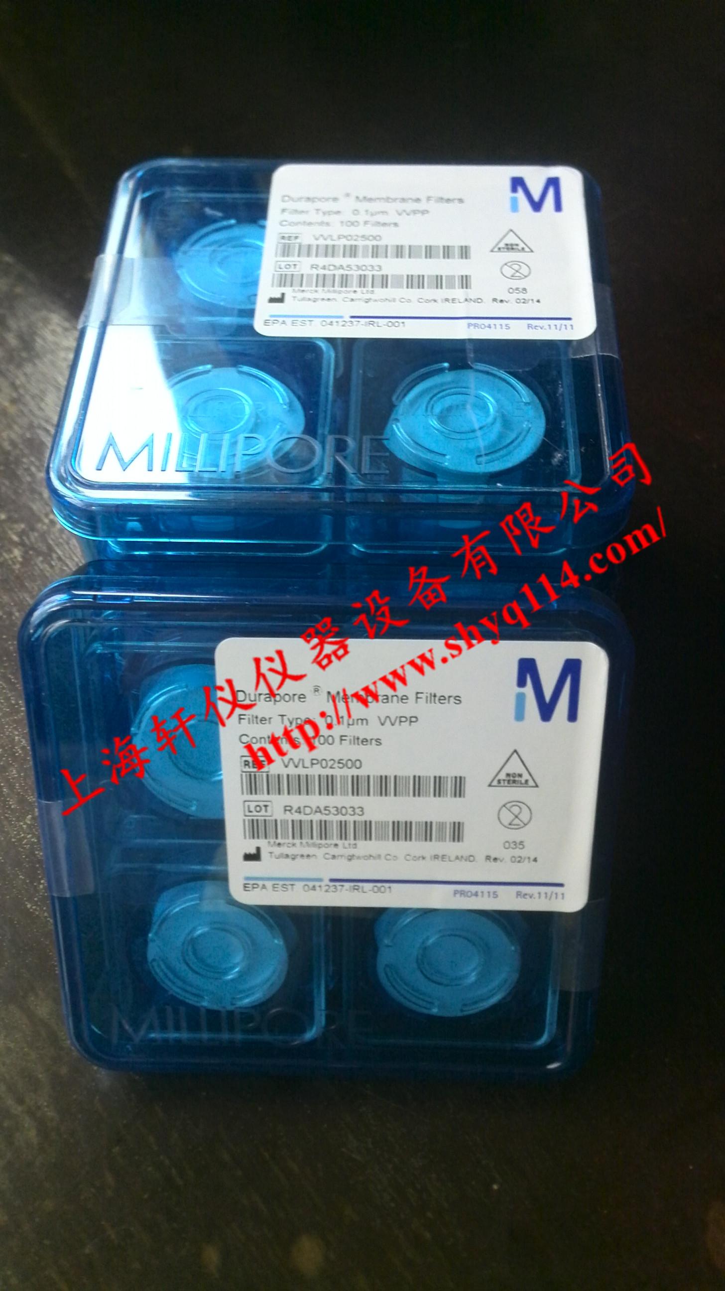 美国Millipore密理博表面滤膜