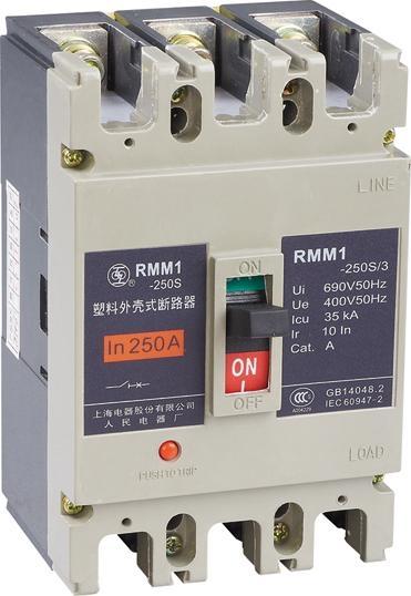 常熟开关塑壳断路器CM3-160/4308B