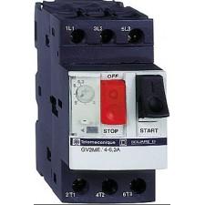 施耐德马达保护断路器GV3-P40触点