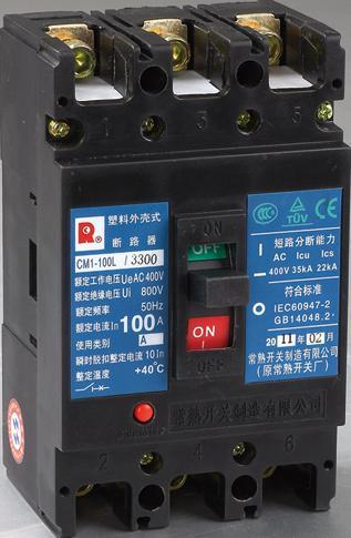 断路器 CM1-100M/3360