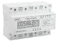 终端电能计量表计DTSF1352 导轨安装 计量精准