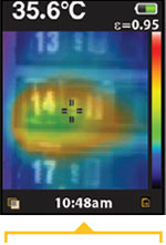 FlukeVT02可视测温仪